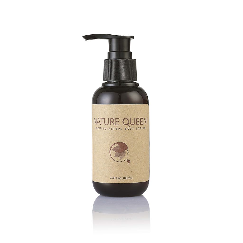 NATURE QUEEN HERBAL ANTI-AGING BODY LOTION 3.38oz